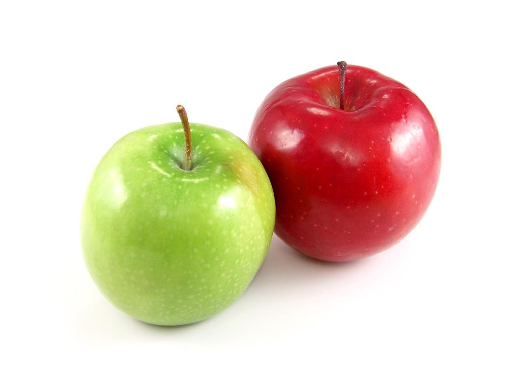 Полезные продукты - Яблоки