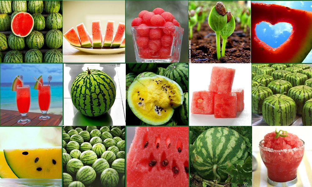 Арбуз Watermelon