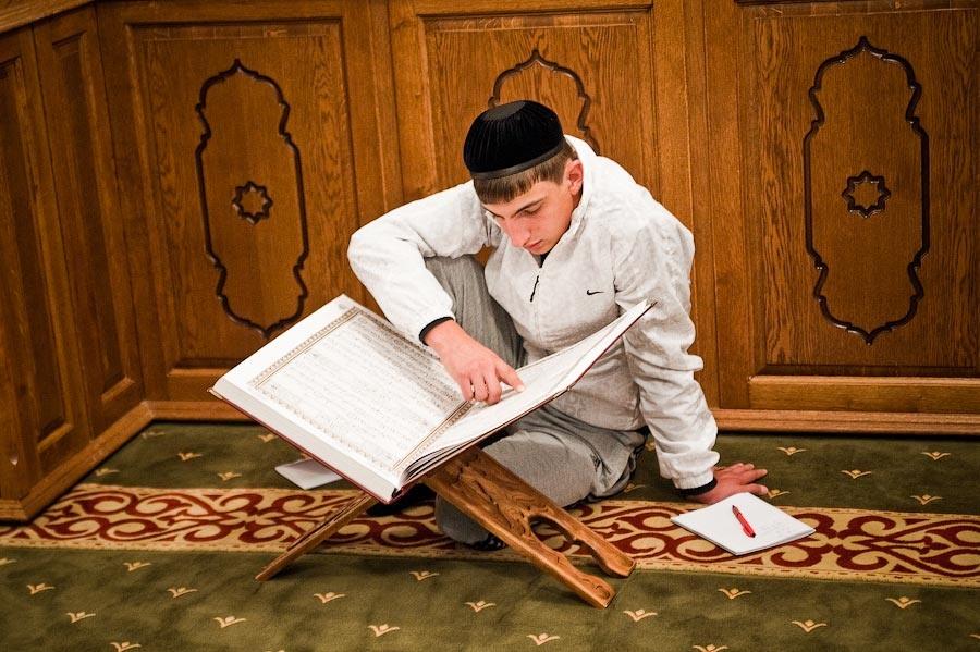Фото Чечни 2010, Чечня, город Грозный фотографии, мечеть в Чечне