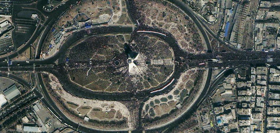Фотографии из космоса.