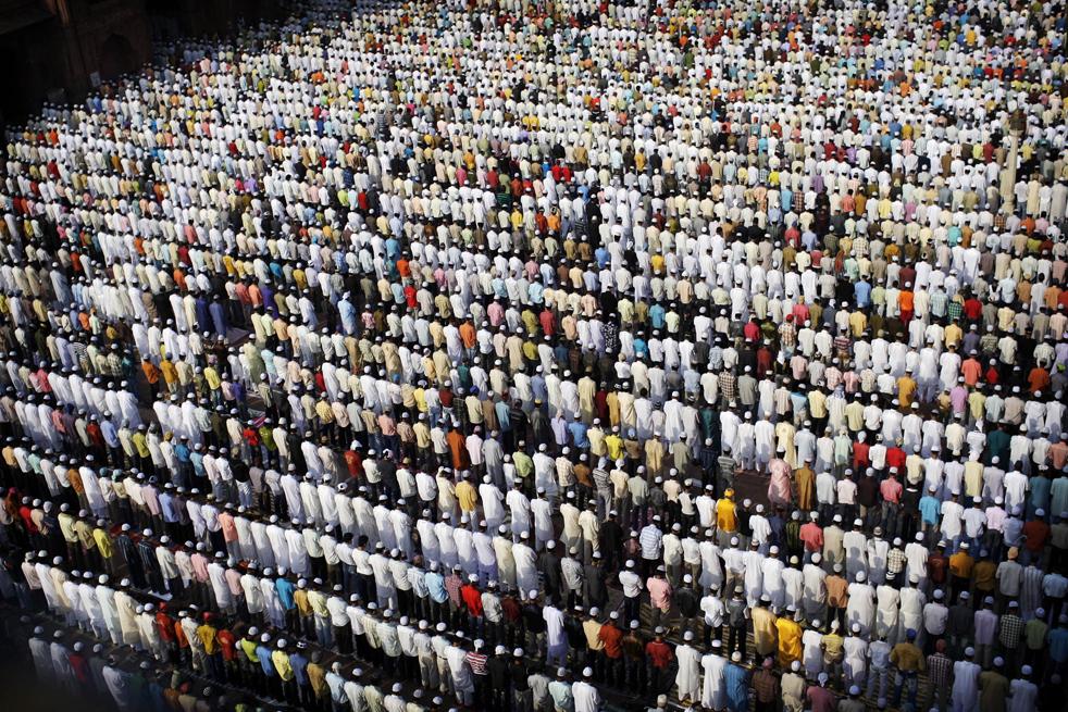 Мусульмани Индия