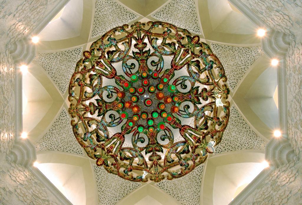 Мечеть шейха Зайеда