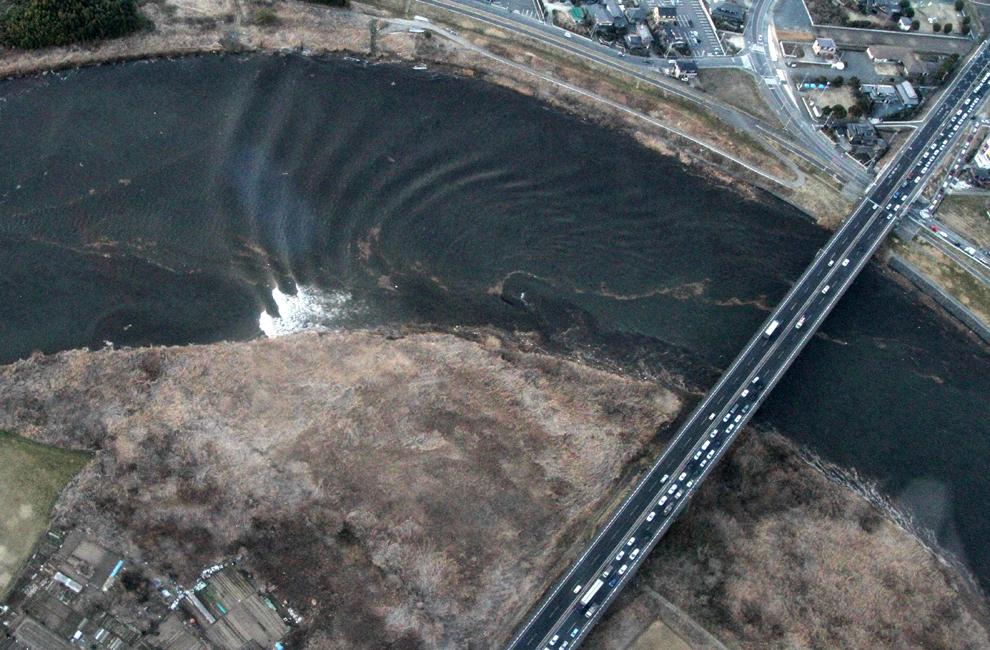 Землетрясение в Японии Фото