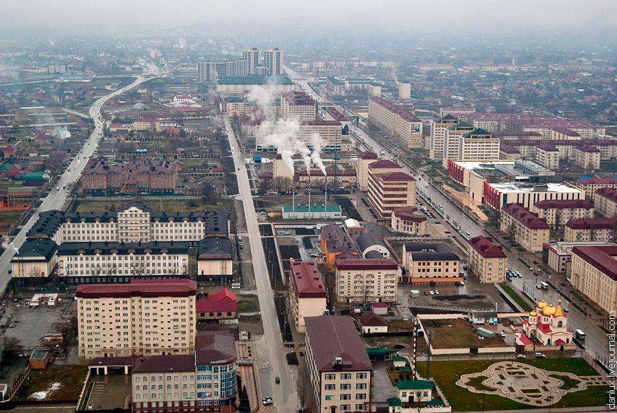 Фото Чечня 2012