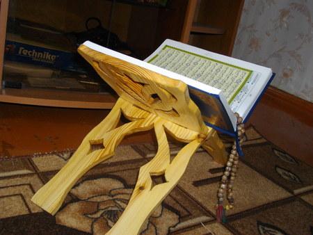 Как сделать подставку под книгу из дерева
